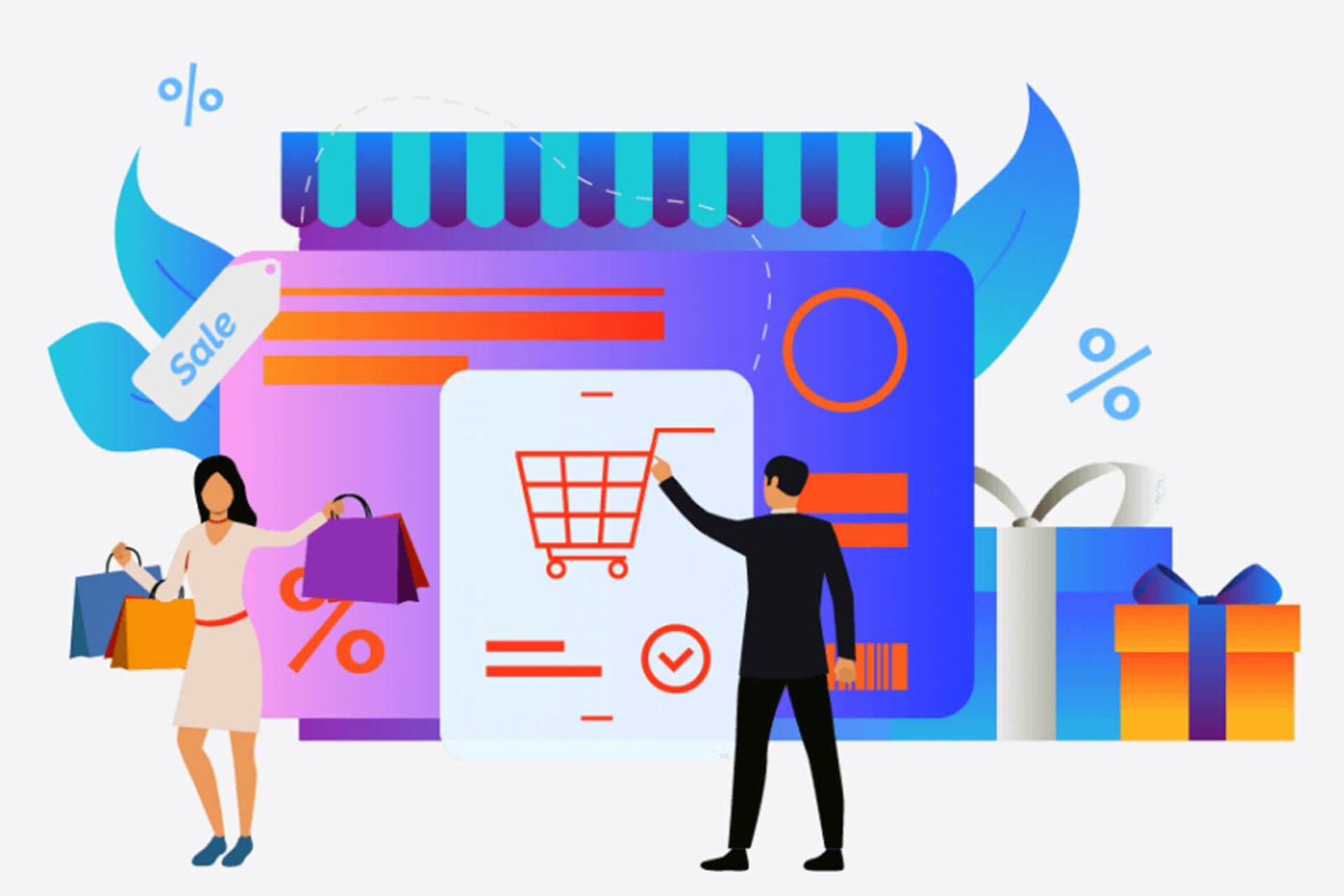 How Languages Revolve Around E-commerce